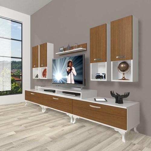 Ekoflex 8da Mdf Rustik Tv Ünitesi - DA23TV12 görseli, Picture 3