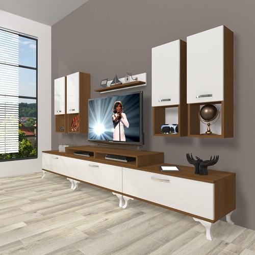 Ekoflex 8da Mdf Rustik Tv Ünitesi - DA23TV12 görseli, Picture 4
