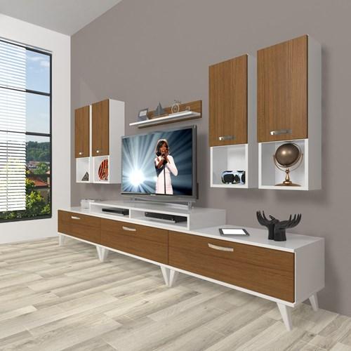 Ekoflex 8da Slm Retro Tv Ünitesi - DA23TV15 görseli, Picture 3