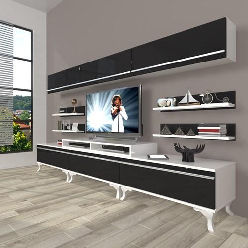 Ekoflex 8y Mdf Rustik Tv Ünitesi - DA23TV20 görseli, Picture 2