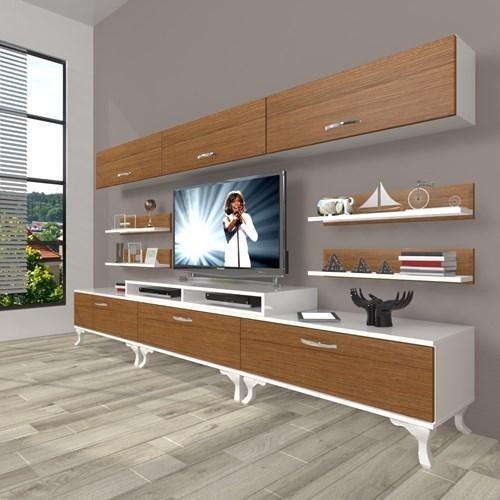 Ekoflex 8y Slm Rustik Tv Ünitesi - DA23TV24 görseli, Picture 3