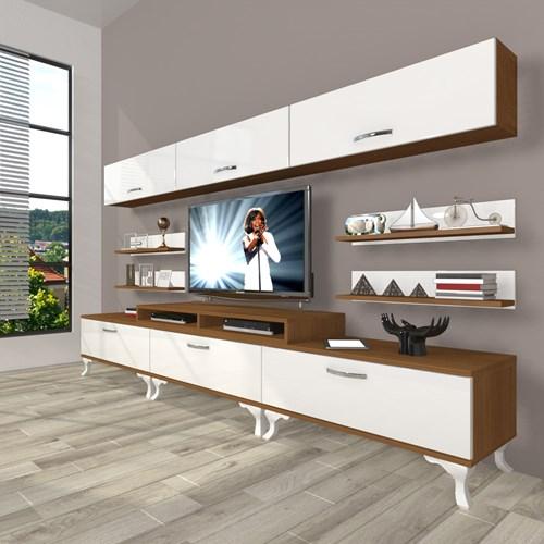 Ekoflex 8y Slm Rustik Tv Ünitesi - DA23TV24 görseli, Picture 4