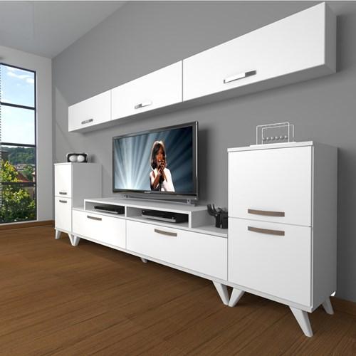 Ekoflex 9 Slm Retro Tv Ünitesi - DA24TV07 görseli, Picture 1