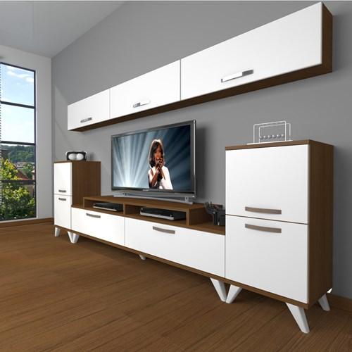 Ekoflex 9 Slm Retro Tv Ünitesi - DA24TV07 görseli, Picture 4