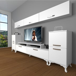 Ekoflex 9 Slm Rustik Tv Ünitesi - DA24TV08 görseli