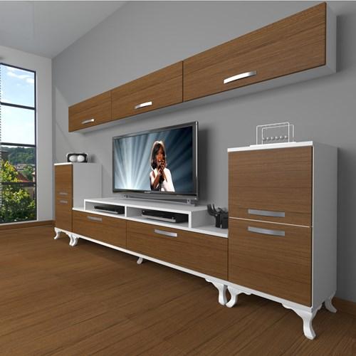 Ekoflex 9 Slm Rustik Tv Ünitesi - DA24TV08 görseli, Picture 3