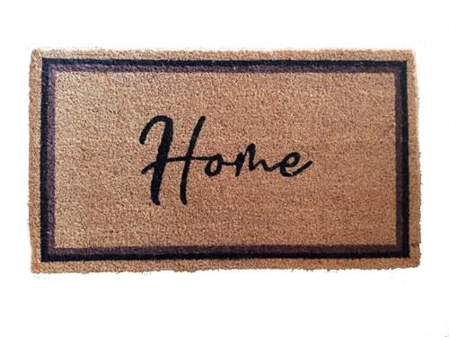 Giz Home Koko Kapı Paspası 40X70 Çift Çerçeveli Home - 103KKICHO2979 görseli, Picture 1