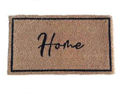 Giz Home Koko Kapı Paspası 40X70 Çerçeveli Home - 103KKCEHO2979 görseli, Picture 1
