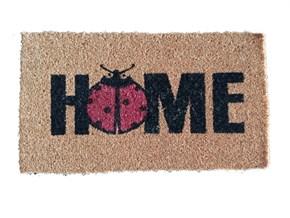 Giz Home Koko Kapı Paspası 40X70 Home Uğurböceği - 103KKHOUB2979 görseli