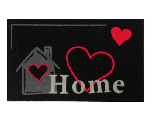 Giz Home Koko Kapı Paspası 33x60  Siyah Welcome Fil - 103KKSWFL2043 görseli, Picture 2