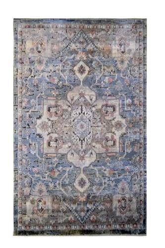 Giz Home Sierra Halı 8073 Mavi 80x150 cm - 312SRB0733447 görseli, Picture 1