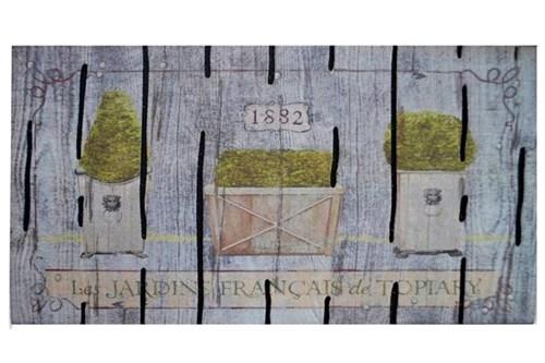 Giz Home Mozaik Kapı Paspası 45X75 1882 - 103MZ00FG1916 görseli, Picture 1