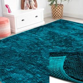Giz Home Lilo Halı 75X150 Blue - 302LLBL003138 görseli