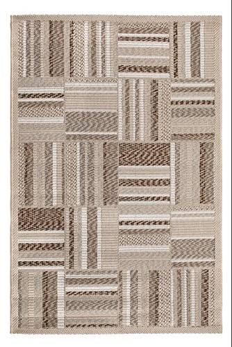 Giz Home Layton Dekoratif Halı 133X190 Geometrik 80Y - 301LY00GT2265 görseli, Picture 2