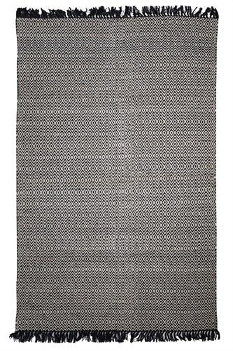 Giz Home Lux Alice Kilim 120X180 Siyah Gri - 201XASYGR2057 görseli, Picture 2
