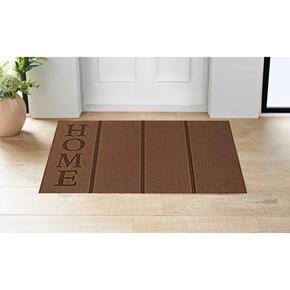 Giz Home Parga Kapı Paspası 40X75 Kahve Çizgili - 103PRKHCZ1909 görseli