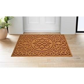 Giz Home Parga Kapı Paspası 40X75 Otantik - 103PR00OT1909 görseli