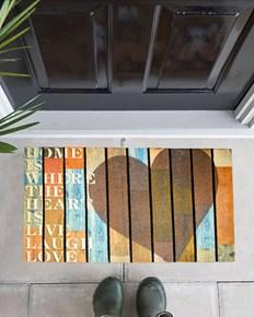 Giz Home Mozaik Kapı Paspası 45X75 8866-01 - 103MZ66011916 görseli