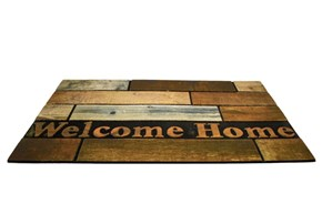 Giz Home Mozaik Kapı Paspası 45X75 8864-01 - 103MZ64011916 görseli