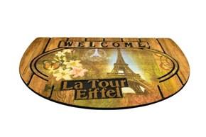 Giz Home Mozaik Kapı Paspası 45X75 8840-02 - 103MZ40021916 görseli