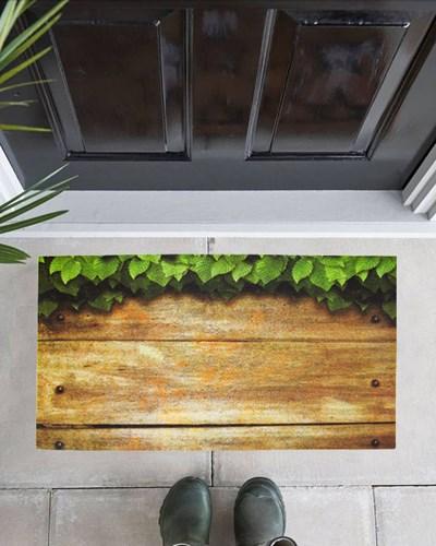 Giz Home Mozaik Kapı Paspası 45X75 Sarmaşık - 103MZ00SR1916 görseli, Picture 1