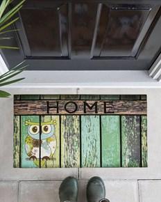 Giz Home Mozaik Kapı Paspası 40X60 8834N-17 - 103MZ34171918 görseli