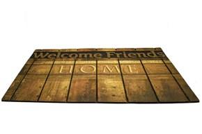 Giz Home Mozaik Kapı Paspası 40X60 8833N-10 - 103MZ33101918 görseli