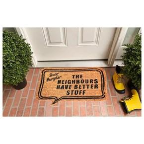 Giz Home Koko Kapı Paspası 40X60 Bej The Neıghbours - 103KKBJTH1901 görseli