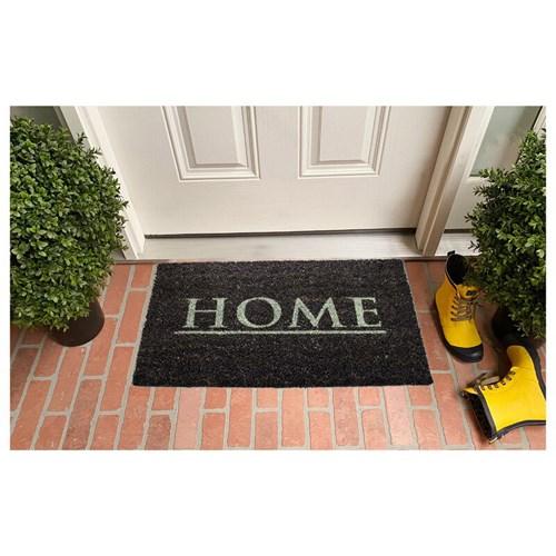 Giz Home Koko Kapı Paspası 40X60 Antrasit Home - 103KKANHO1901 görseli, Picture 1