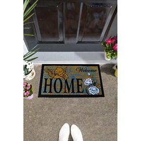 Giz Home İtalyan Format Kapı Paspası 40X68 Melek - 103IF00ME1911 görseli