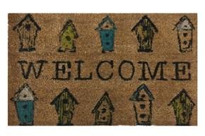 Giz Home Koko Kapı Paspası 40X60 Welcome Kuş Kafesi - 103KWCKK1901 görseli