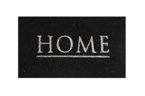 Giz Home Koko Kapı Paspası 33x60  Siyah Home - 103KKSHHO2205 görseli