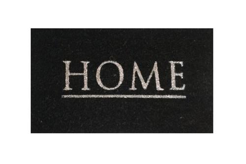 Giz Home Koko Kapı Paspası 33x60  Siyah Home - 103KKSHHO2205 görseli, Picture 1