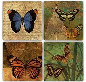 Monarch Doğal Taş Bardak Altlıkları - BA212 görseli