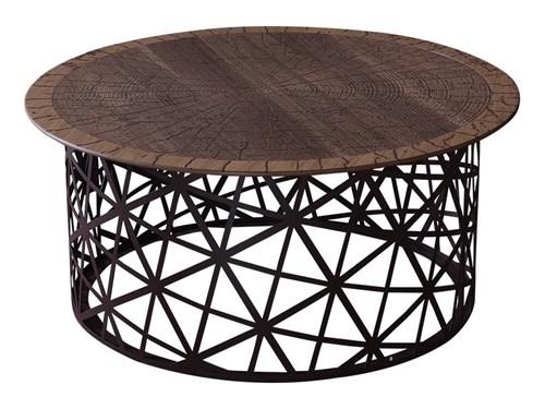 Geometri Wood Orta Sehpa - GMW01SH01 görseli, Picture 1