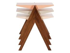 Piramit Zigon Sehpa Üçlü  - PRM01ZS03 görseli