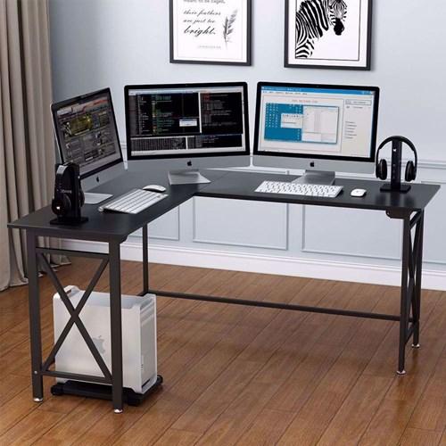 Zizuva Köşe Bilgisayar Çalışma Masası -  ZZ2000-V200019 görseli, Picture 3