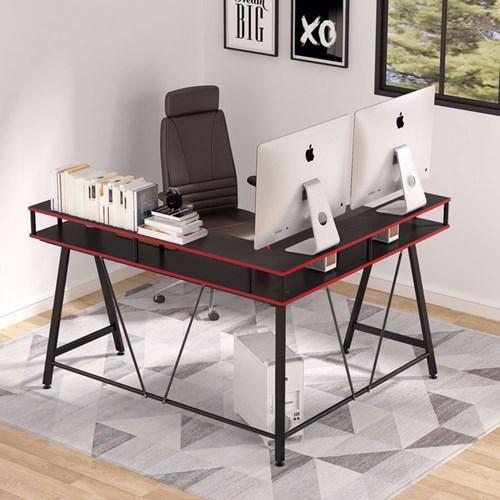 Zizuva Ev Ofis Oyuncu Çalışma Masası - ZZ2000-V200024 görseli, Picture 2