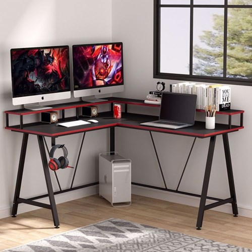 Zizuva Ev Ofis Oyuncu Çalışma Masası - ZZ2000-V200024 görseli, Picture 3