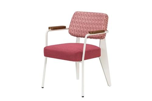 Mona Sandalye Kırmızı -MN01SN04 görseli, Picture 2