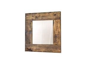Dekoratif Kare Ayna Dar Çerçeve  görseli