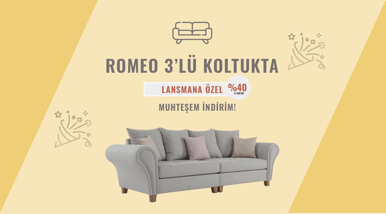 Romeo koltuk