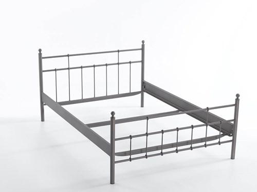 Lalas - S Çift Kişilik Metal Karyola  görseli, Picture 4