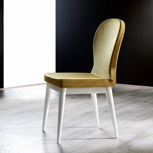 Reta Beyaz Sandalye - RET02BYZ görseli, Picture 1